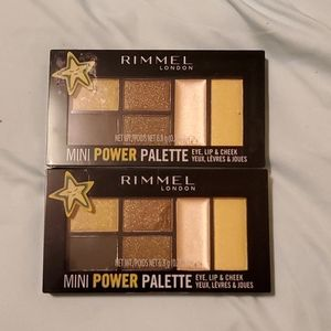 Rimmel London - Mini Power Palettes